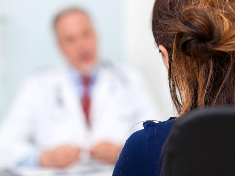 Ρωτήστε το γιατρό ή το φυσιοθεραπευτή σας